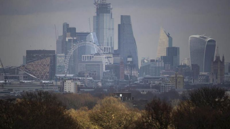 Office rents forecast to fall in central London