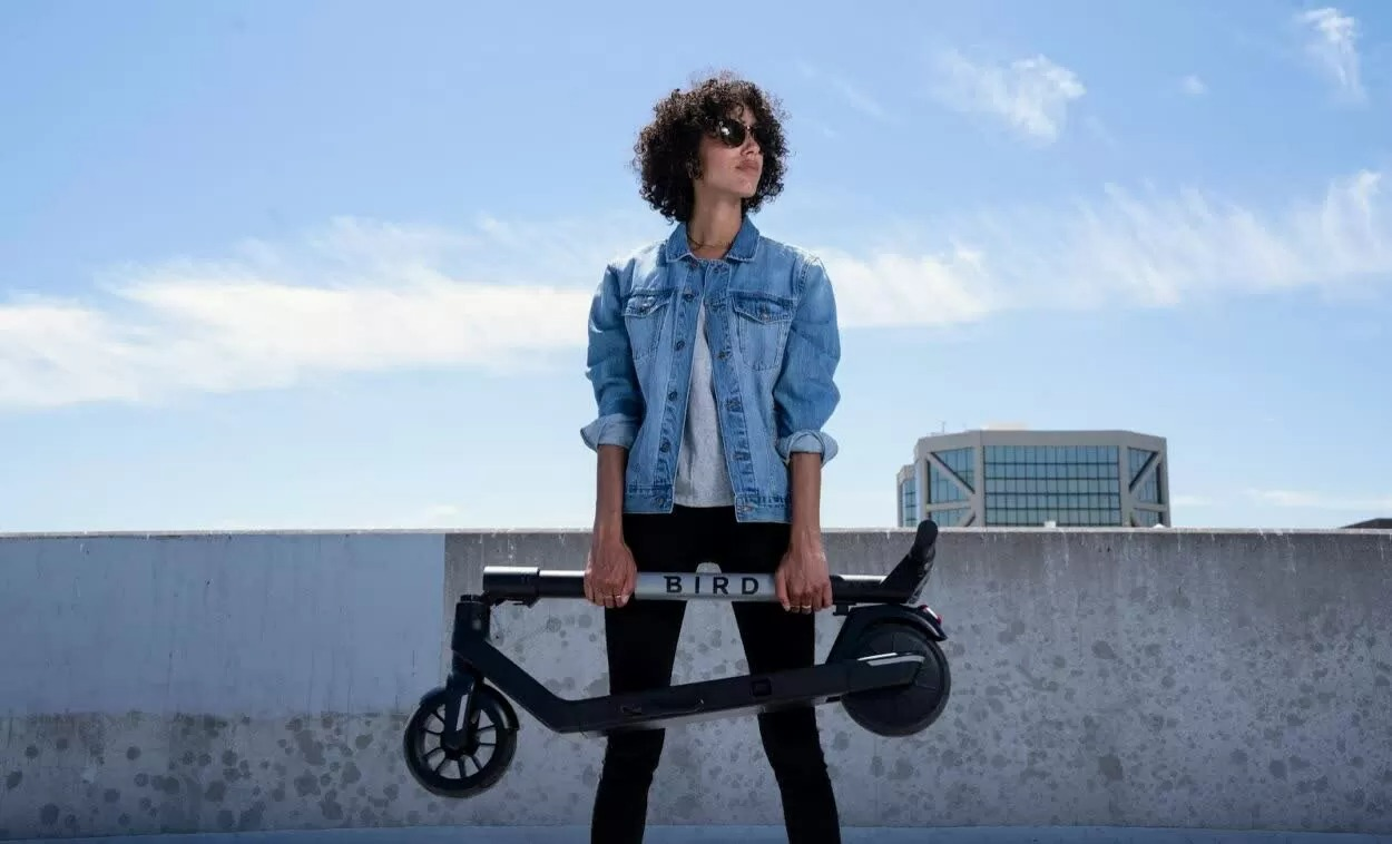 Bird launches foldable Air electric scooter priced at $599