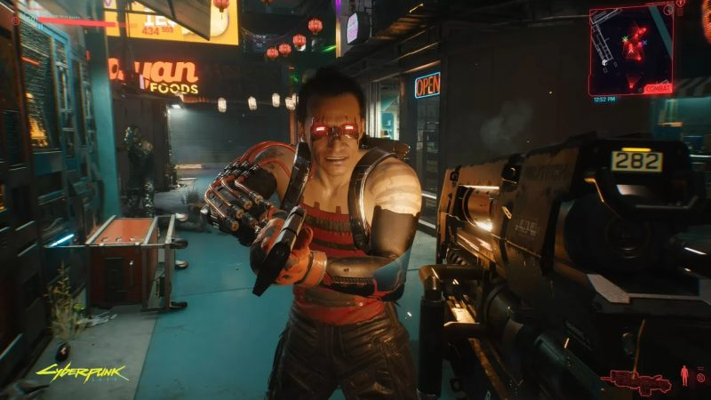 Cyberpunk 2077's main story will be 'slightly shorter' than The Witcher 3's