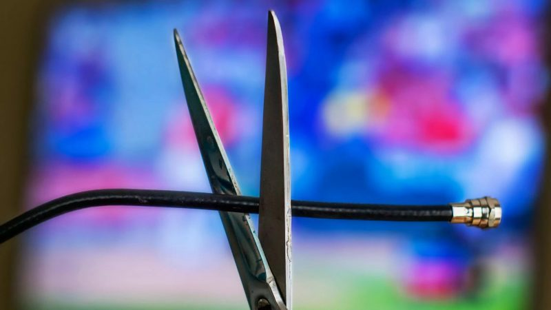 Cord-cutting reaches an all-time high
